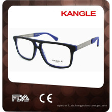 Schöne Augenform optische Acetat Eyewear