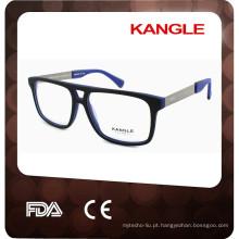 Óculos ópticos de acetato óptico de olho agradável