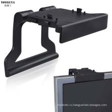 Мини-камера держатель ТВ клип для видео-игр Kinect для Xbox 360 стенд с розничной коробке