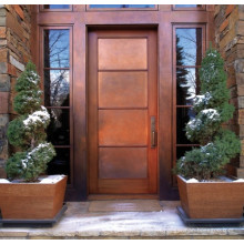 Woodwin Super Quality Simple Style Single Casement Copper Door