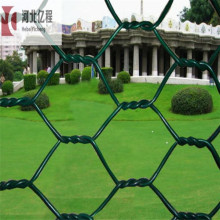 Оцинкованная сетка из шестиугольной проволоки. Металлическая сетка.