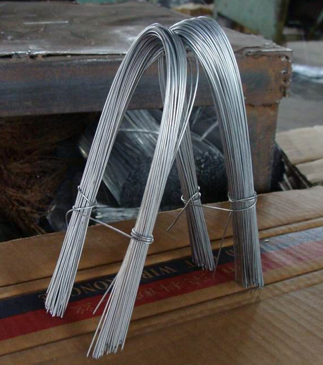 Precoated Galvanized Binding Iron  Wire