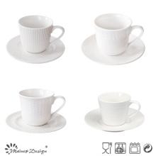 Porcelain Wholesale Tea Cup and Saucer