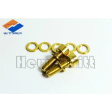 TI64 titanium bike bolts with washer
