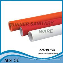 Multilayer Complex PE-X/Al/PE-X Composite Pipe (F01-105)