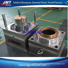 Plastic injection 20L round bucket mould company