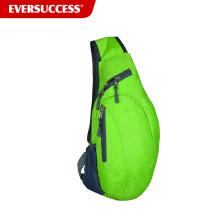 Mochila de hombro ligera de viaje Sling CrossBody Bag Hiking School Hombre Mujer