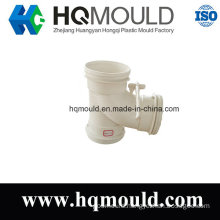 Good Quality Plastic Tee Pipe Fitting Injection Mould for Drain System
