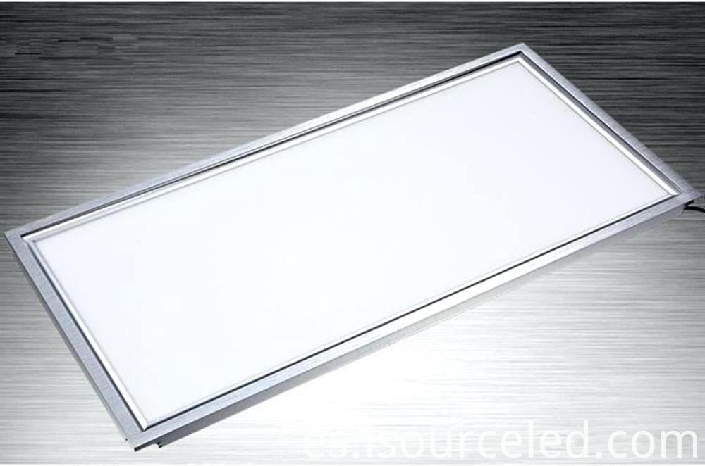 1x4 led flat panel light surface mount