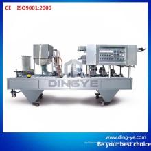 Automatische Becherfüll- und Verschließmaschine (CFD-8)