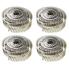 15 Degree Wire Weld Collation Roofing Nails