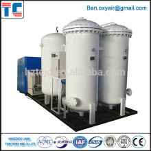 CE-Zulassung PSA Stickstoffanlage für die chemische Industrie