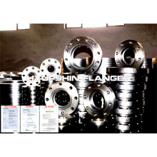 PN40 EN1092-1 Jenis 12 Flange Bossed SO