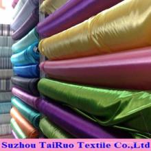Polyester Stretch Satin für Bekleidung Futter