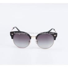 Las gafas de sol de metal unisex más vendidas de 2018 gafas de diseñador de moda gafas
