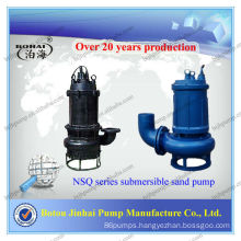 WQP stainless steel water pump/centrifugal submersible pump
