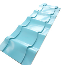 Low price factory ! PPGL/PPGI Metal Roofing Sheet/ Color Coated Metal Roof Tiles