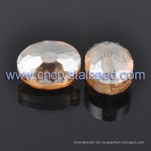 Hochzeit Tischdekoration Kristall-Perlen Glasperlen Nest-wie