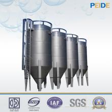 Umweltschutz-Wasserbehandlungs-Ausrüstungs-ununterbrochener Sandfilter