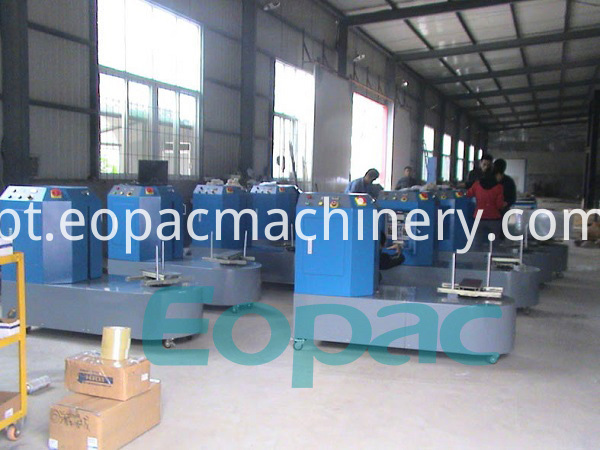 Automatic Luggage Wrapping Machine