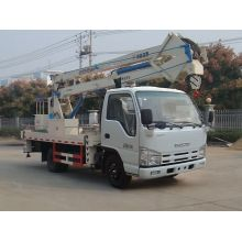 New Japanese ISUZU aerial boom lift vehicle sales