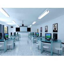 Equipo de laboratorio de física digital