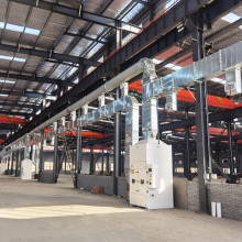 Industrial Central Dust and Smoke Purify Extraction System