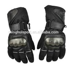 Gants de vélo de motocross boxer moto long bras de course gants chauds