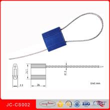 Вытяните Плотные Уплотнения Обеспеченностью Disposiable Алюминиевый Кабель Jccs002
