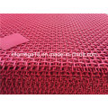 Red Oxided Painted High Carben Steel Screen 65m