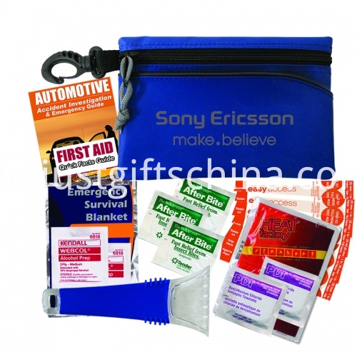 Promotional Winter Auto Kit w Pouch