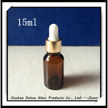 15ml Color Glass Essential Oil Bottle