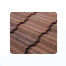 Shingle Colored Stone Coated Roof Tile Supplier for Korea Quality Roof Tile