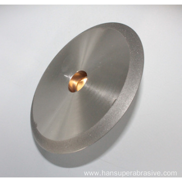 Diamond VEE V Shape Profile Carving Grinding Wheels
