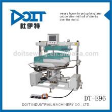 Carrusel doble manguito de costura frontal máquina de prensa DT-E96