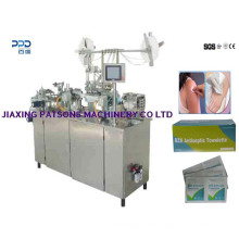 New Arrivals Automatic Four Side Wet Wipes Making Machine