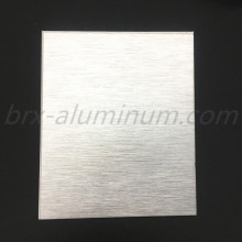 Brushed Anodized Decorative Aluminum Alloy Sheet