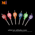 Featured Product 100% Fully Refined Paraffin Wax Party Use Alphabet Birthday Candles For Cakes