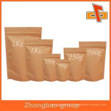 high quality custom standup biodegradable tea bag