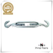 metal fasteners Carbon Steel Electro-Galvanized JIS Frame Type Turnbuckle