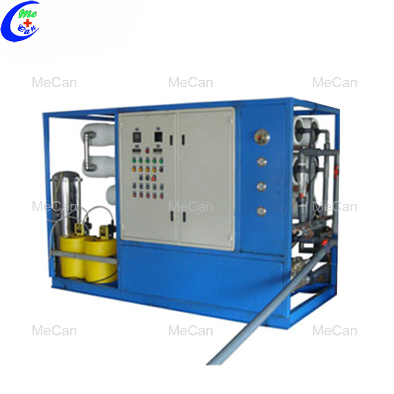 Reverse Osmosis Sea Water Equipment