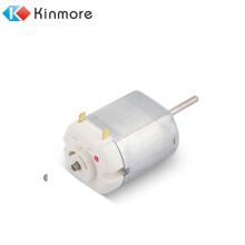 20 mm Durchmesser 12 V Gleichstrom Doppelwellen-RC-Spielzeugmotor mit Kunststoff-Endkappe