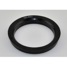 Geschmiedete 6063 Kunststoff-Radnabe zentrischen Ring