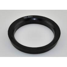 Кованная 6063 Пластмассовая колесная ступица Центрирующее кольцо