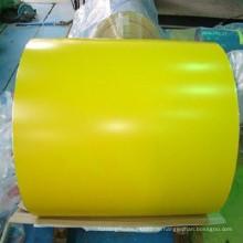 PPGI Farbbeschichtete vorlackierte verzinkte Stahlspule für Dachwand