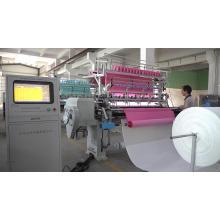 Luxury Multi-Needle Quilting Machine