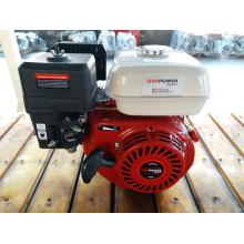 Fusinda 6.5HP Quality Gasoline Petrol Engine, 1/2 Reduction Engine with Centrifugal Clutch (keyway shaft)
