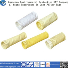 Staub-Kollektor-nichtgewebter Fms-Filtertüte für Asphalt-Anlage