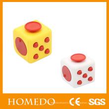 cubo educativo original fidget dice case cubo fidget alivia estresse e ansiedade