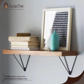 Wall Mounted book Storage Shelf